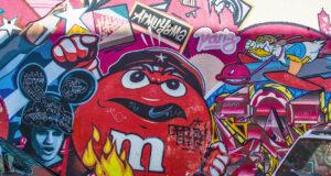 Граффити и уличное искусство Лиссабона