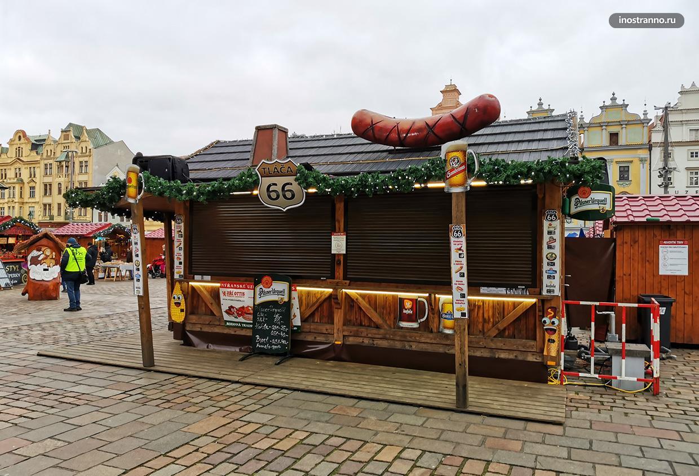 Рождественский рынок в Чехии что попробовать