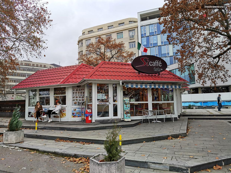Итальянское кафе Чехия