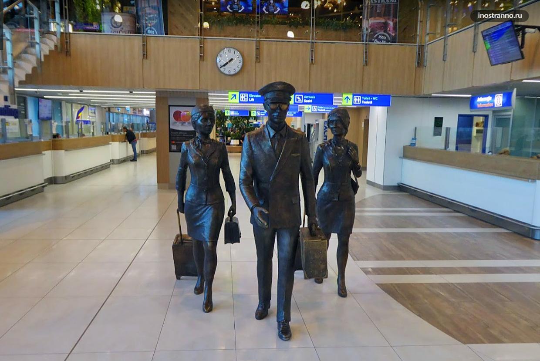 Фото аэропорта Кишинева