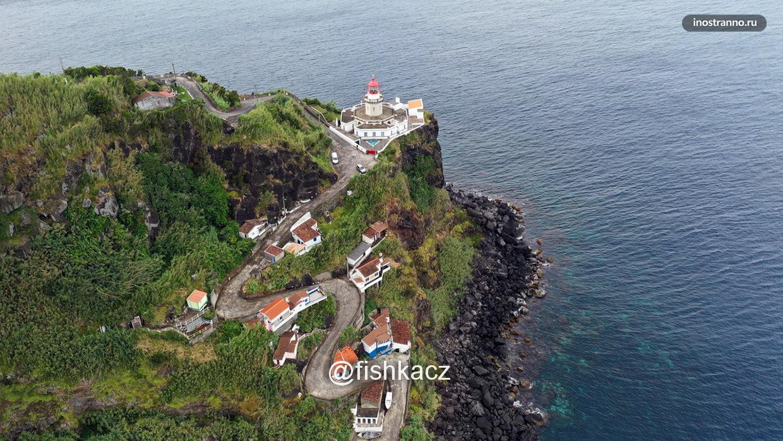 Крупнейший Азорский остров Сан-Мигел
