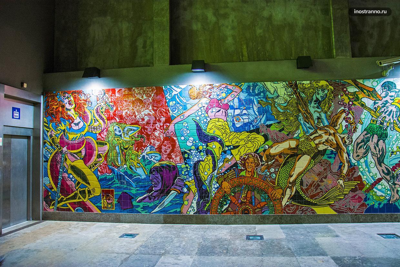 Парк Наций в Лиссабоне станция метро и как добраться