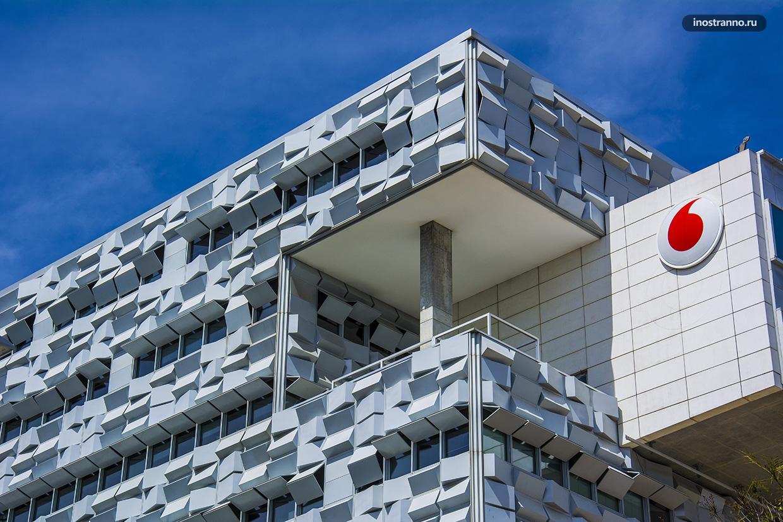 Здание Vodafone в Лиссабоне
