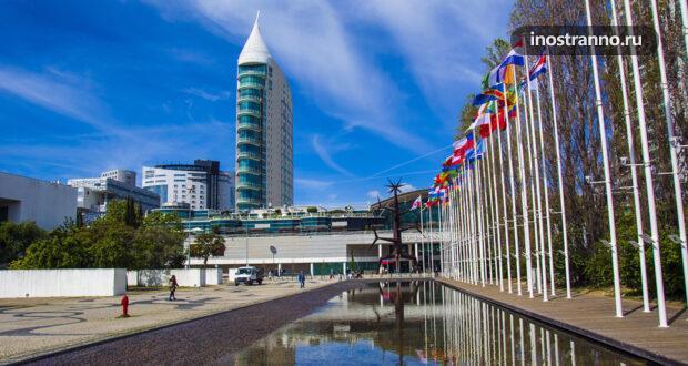 Парк Наций (Экспо-1998) в Лиссабоне и Океанариум