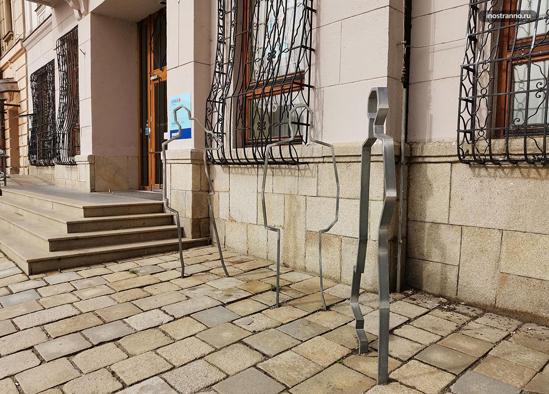 Арт-объект в Чехии
