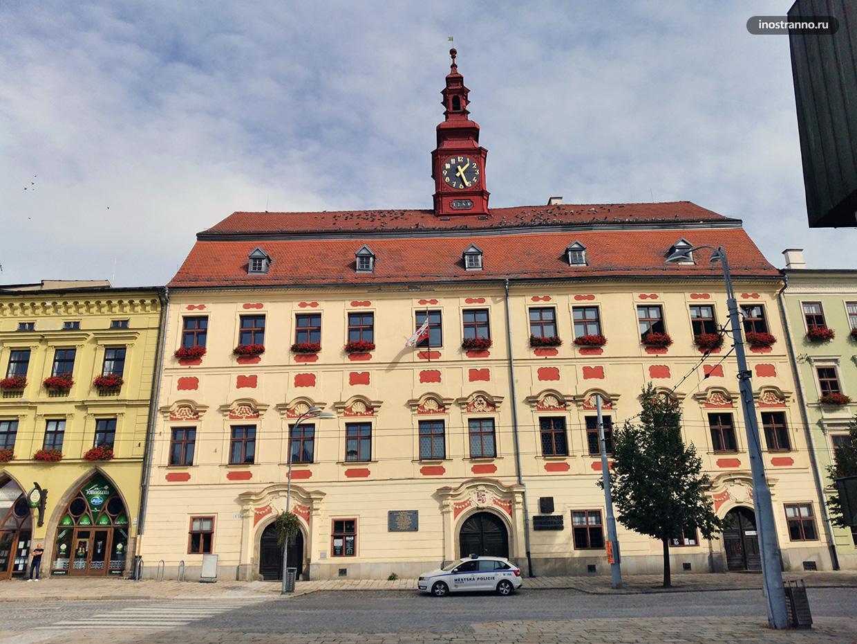 Йиглава ратуша