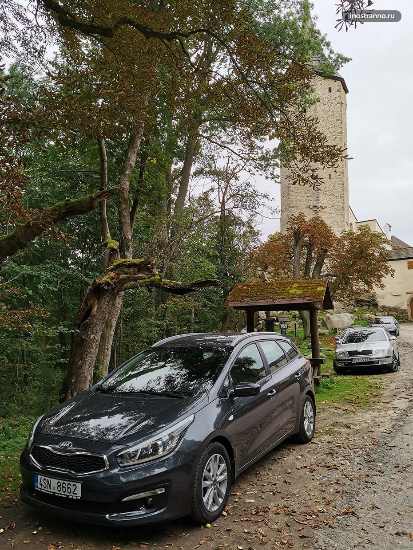 Отзыв про автомобиль Kia Ceed