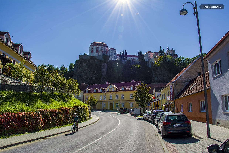 Барочный замок в Чехии