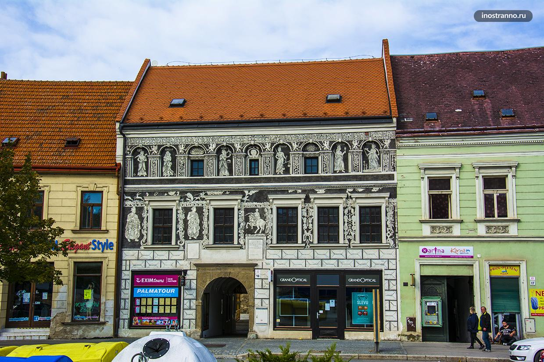 Красивая архитектура Чехии