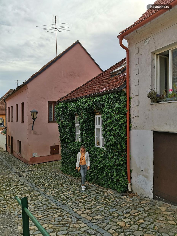 Симпатичный чешский домик