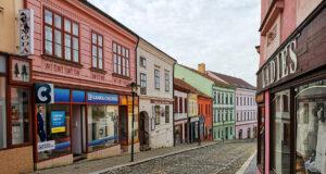 Тршебич – неповторимый городок южной Чехии