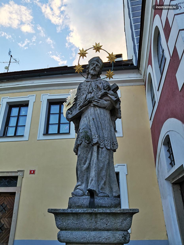 Покровитель Чехии Ян Непомук