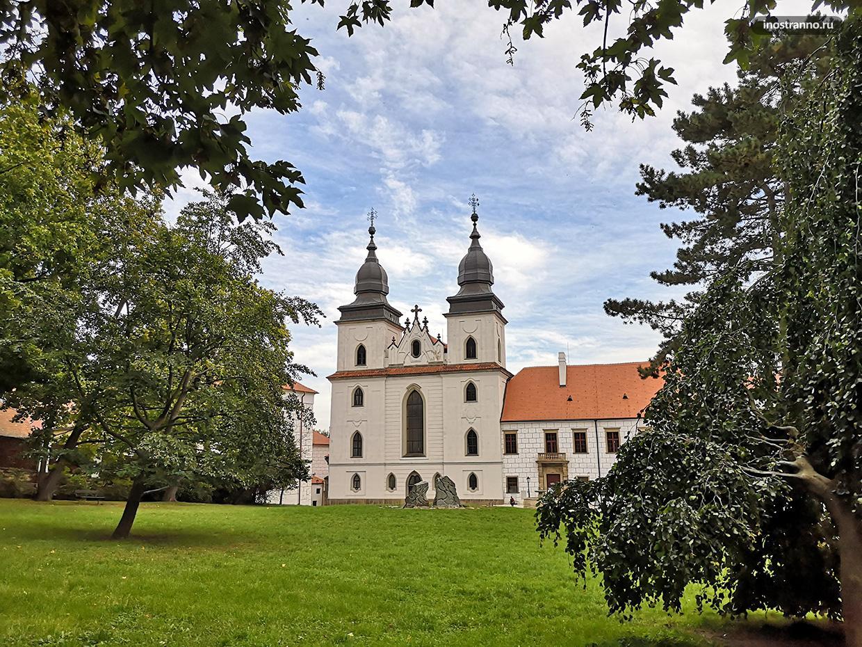 Монастырь в Европе