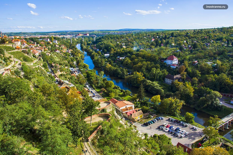 Национальный парк Подыйи в южной Чехии