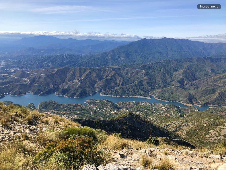 Живописный испанский пейзаж