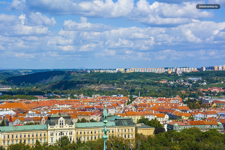 Прага 8
