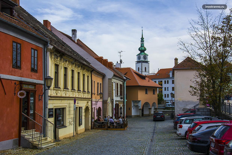 Чешский город Тршебич под охраной ЮНЕСКО