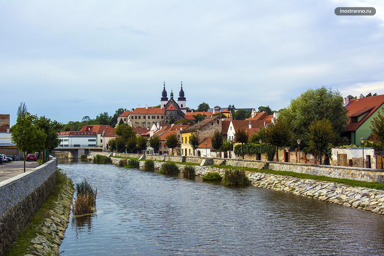 Старый город в Тршебиче