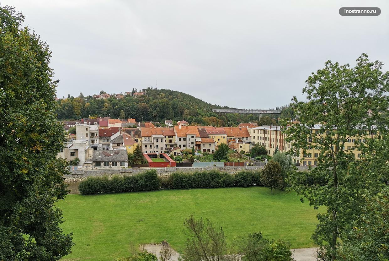 Тршебич - чешский город под защитой ЮНЕСКО