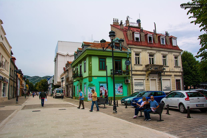 Достопримечательности Цетине и как выглядит город