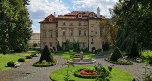 Фюрстенбергские сады в Праге – место для наслаждения и отдыха