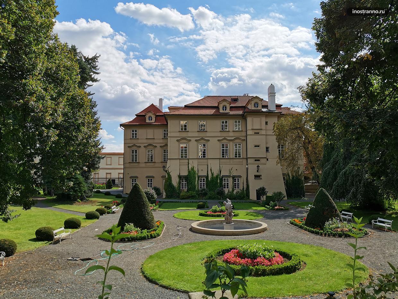 Фюрстенбергский дворец в Праге
