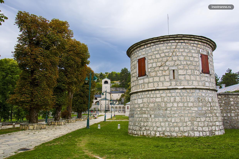 Интересные места в Цетине и Черногории
