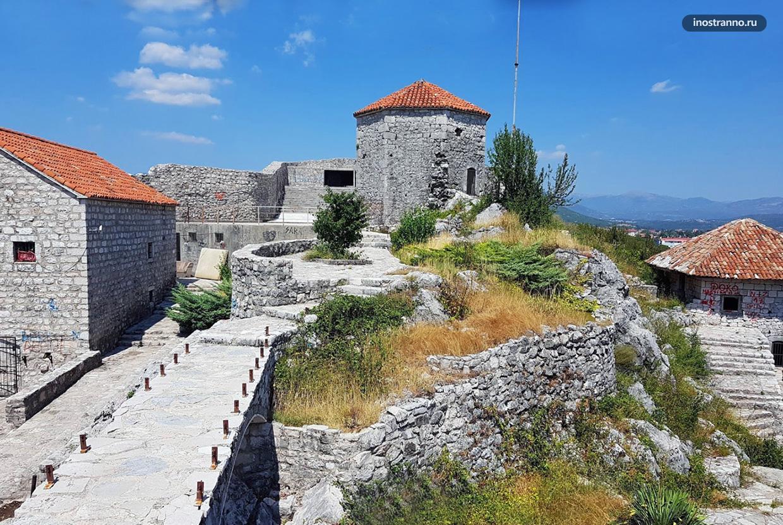 Никшич промышленный город Черногории