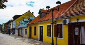 Цетине – город-музей в Черногории