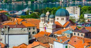 Города Черногории с картой