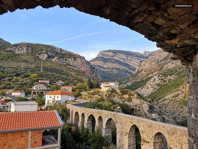 Акведук на Балканах