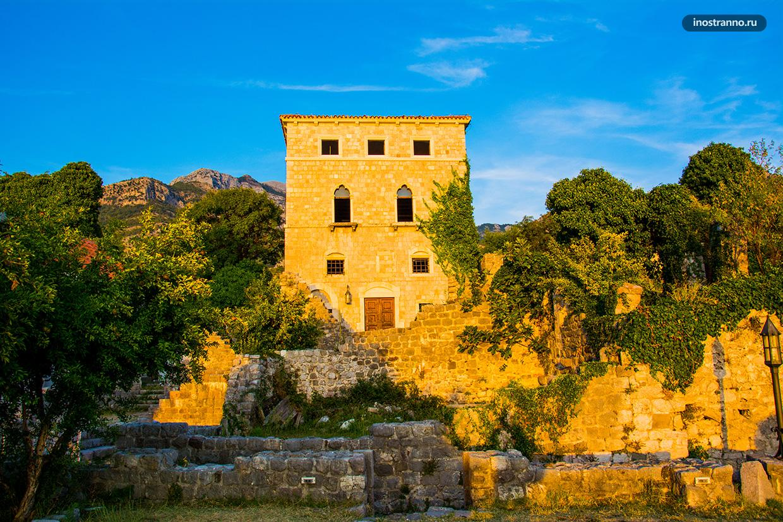 Прогулка по крепости в Старом Баре