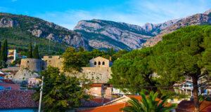 Старый Бар – древний город в Черногории