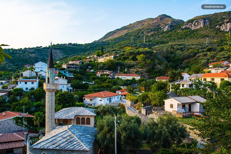 Традиционные балканские домики