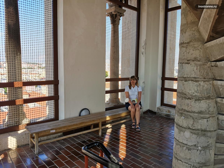 Колокольня в Задаре Собор Святой Анастасии
