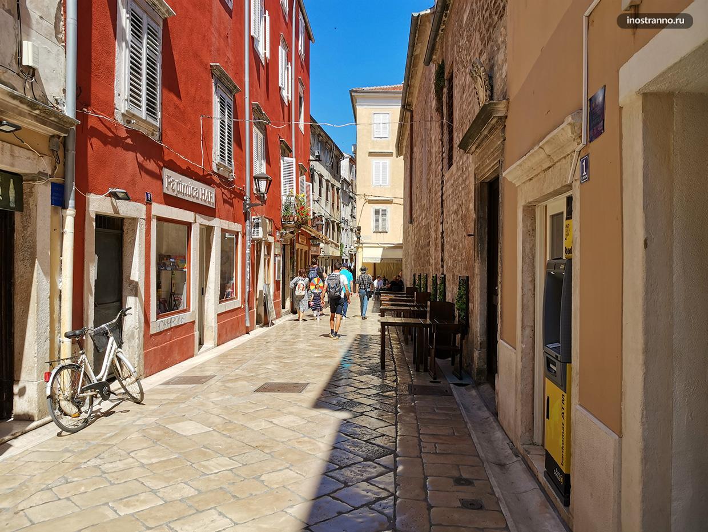 Уютная итальянская улочка