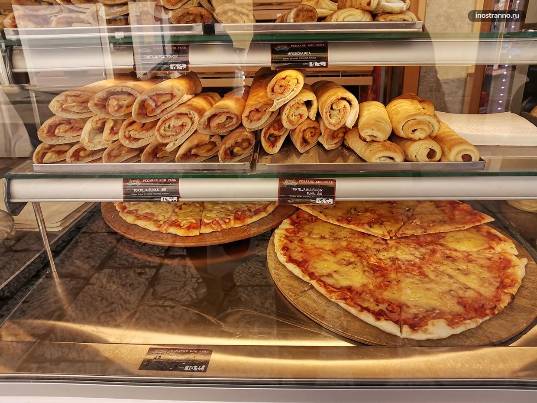Еда навынос в Хорватии