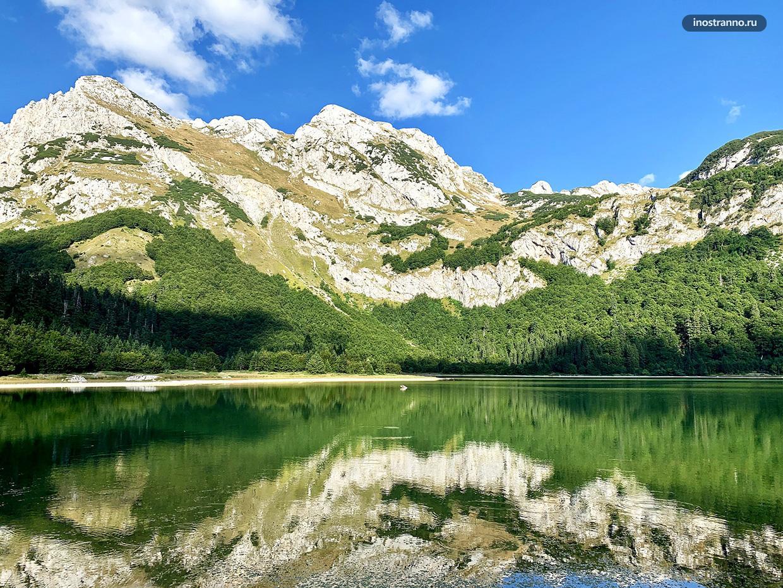Зимний курорт Колашин в Черногории