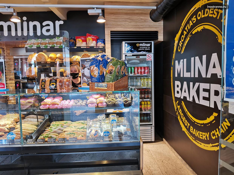 Самая популярная пекарня в Хорватии