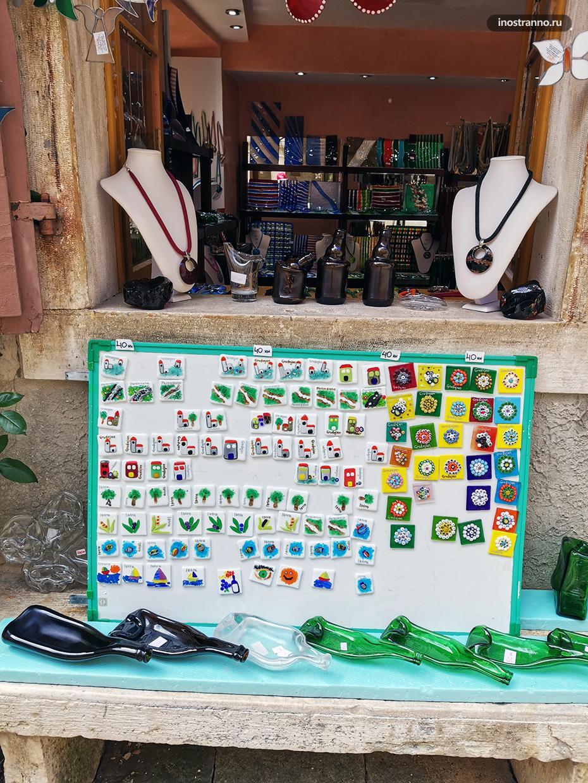 Художественные сувениры из Хорватии