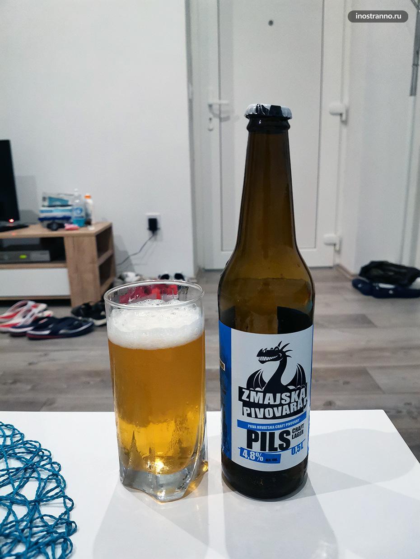 Хорватское пиво