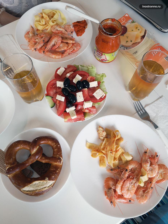 Питание в Хорватии