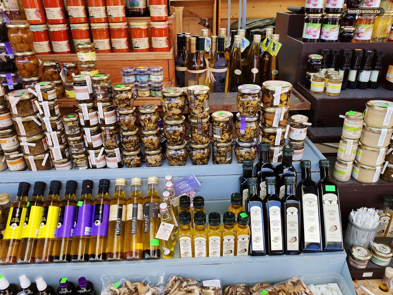 Оливковое масло с хорватского рынка