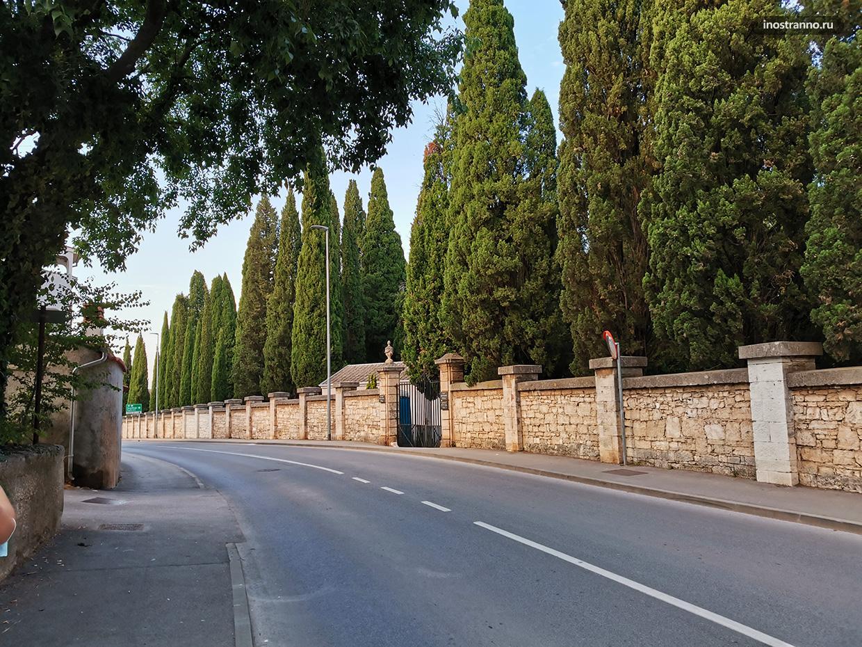 Самый зеленый город Хорватии
