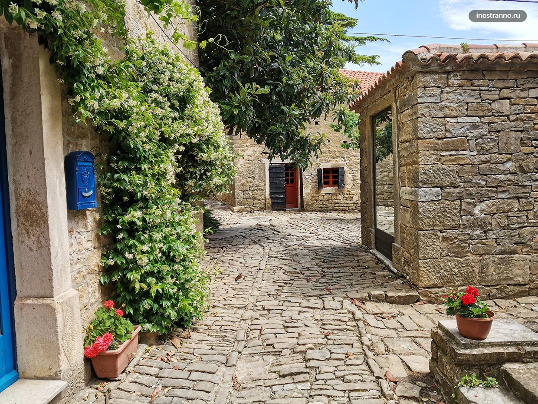 Грожнян - лучшее место для посещения в Истрии