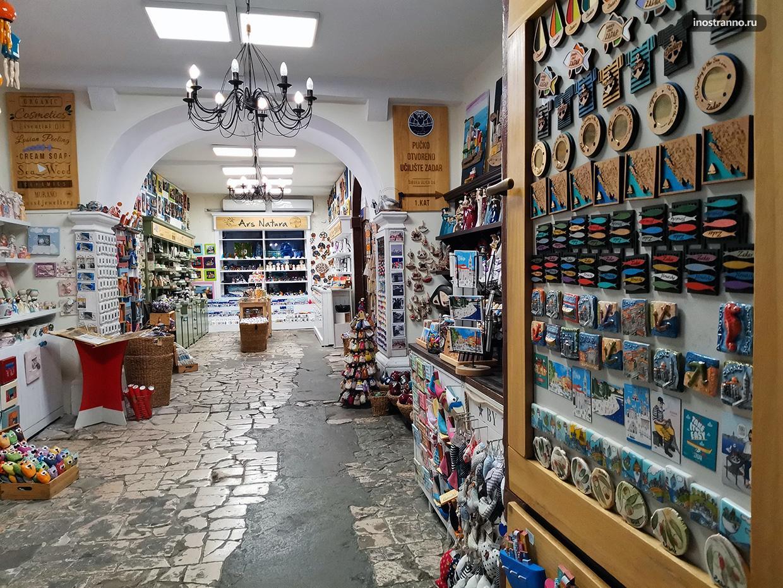 Что купить в Хорватии, сувениры