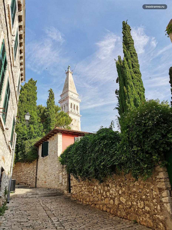 Церковь Святой Евфимии в Ровине
