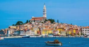 Ровинь – самый венецианский город Хорватии