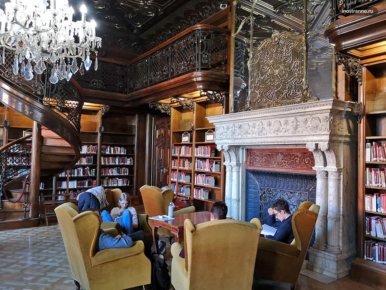 Топ самых красивых библиотек мира
