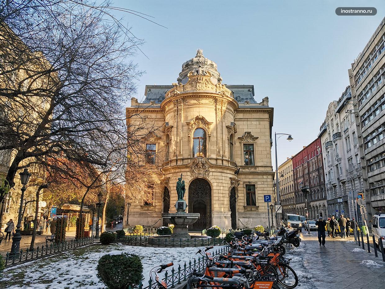 Дворец Венкхеймов в Будапеште